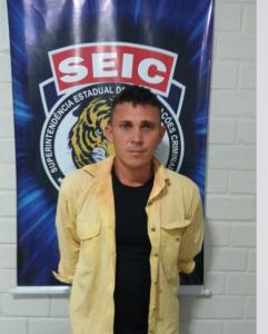 Envolvido na explosão do Banco do Brasil de Bom Jardim é preso pela SEIC.