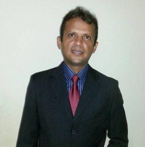 Antonio Almeida é o novo Secretario de Educação de Bom Jardim.