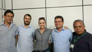 Vereadora Vânia (PPS) passa a compor base de apoio ao Governo.