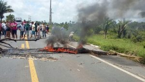 Guajajaras prometem interditar a BR 316 nesta Quinta-Feira (8)