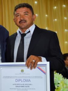 Prefeito de São João do Caru, Geraldo Castro, Morre aos 42 anos