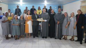 Câmara celebra os 50 anos da Igreja Católica em Bom Jardim e concede títulos de cidadão bonjardinense.