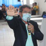 Dr. Francisco é novamente empossado como prefeito de Bom Jardim pela Câmara.