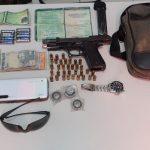 Suspeito de assalto a banco em São João do Caru é preso com fuzis e explosivos