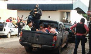 Policia prende 5 da quadrilha que explodiu o Banco do Brasil de Bom Jardim.