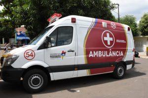 Prefeito de Bom Jardim vai à capital receber ambulância.