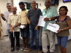 """""""Dandor"""" acompanha pacientes para cirurgia de catarata em São Luis."""