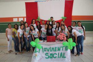 Turma A de Ação Social da FACIG promove ação para a saúde do idoso e gestantes