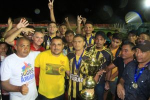 Penharol da Joana Darck é BICAMPEÃ bonjardinense de Futebol