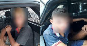 Assaltantes que tocaram o terror em Bom Jardim na sexta (9) são presos em Zé Doca