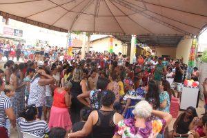 Mulheres de Bom Jardim festejaram seu dia com grande festa