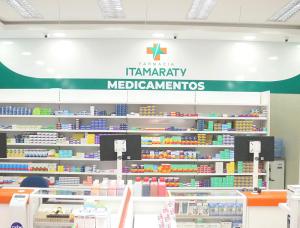 MODERNA E COMPLETA: Farmácia Itamaraty inaugura amanhã (22) em Bom Jardim