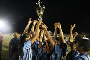 Gremio Rapadurinha é campeão do Campeonato bonjardinense de futebol feminino 2020