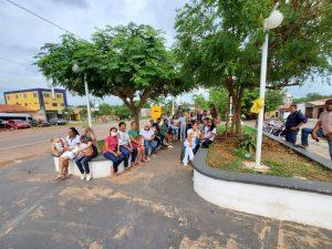 Funcionários do Hospital paralisam atividades em Bom Jardim