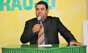 Vereador Marcelo caminha para ser o novo presidente da Câmara de Governador Newton Bello.