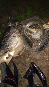 Final de semana marcado por acidentes envolvendo motocicletas em São João do Caru