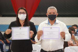 Justiça Eleitoral diploma Nelene Gomes como prefeita de Amapá do Maranhão