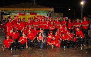Realizada formatura da 2º turma de bombeiros civis em Bom Jardim