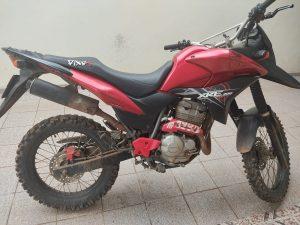 Em Bom Jardim, homem procura a policia e descobre que moto que iria comprar era roubada