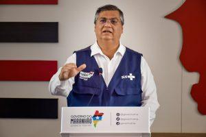 Flávio Dino anuncia lockdown para os dias 26, 27 e 28 de março; Decreto é prorrogado até o dia 28