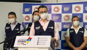 Governo  confirma presença da cepa indiana no estado; Cerca de 100 pessoas tiveram contato com tripulantes infectados