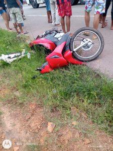 Homem de 37 anos morre após ser atropelado por carreta na BR-316 em Bom Jardim