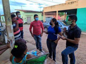 Cristiane Varão anuncia pavimentação em ruas nos Bairros Vila Pedrosa e Vila Santa Clara