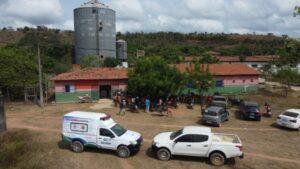Bom Jardim reforça serviços de saúde na região SUL com entrega de Ambulância e Caminhonete na Vila Varig
